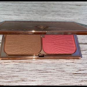 Charlotte tilbury film star blush bronzer duo